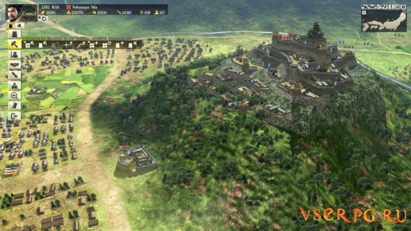 NOBUNAGA'S AMBITION: Sphere of Influence screen 3