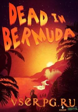 Постер игры Dead in Bermuda