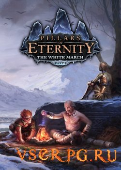 Постер игры Pillars of Eternity The White March