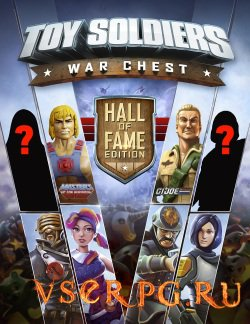 Постер игры Toy Soldiers War Chest: Hall of Fame