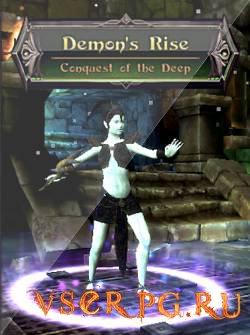 Постер игры Demon's Rise