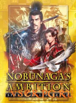 Постер игры NOBUNAGA'S AMBITION: Sphere of Influence