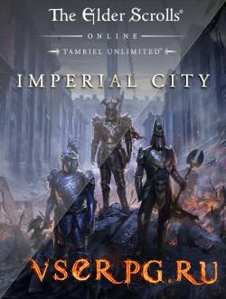 Постер игры Elder Scrolls Online Imperial City