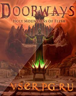 Постер игры Doorways Holy Mountains of Flesh