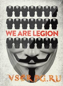 Постер игры We Are Legion