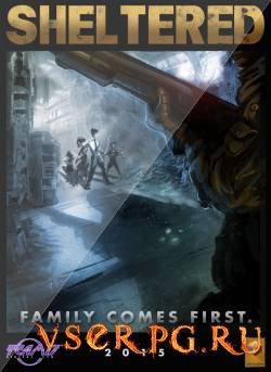 Постер игры Sheltered