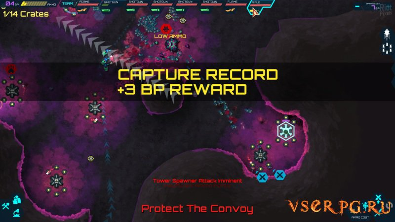 Infested Planet screen 3