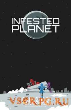 Постер игры Infested Planet