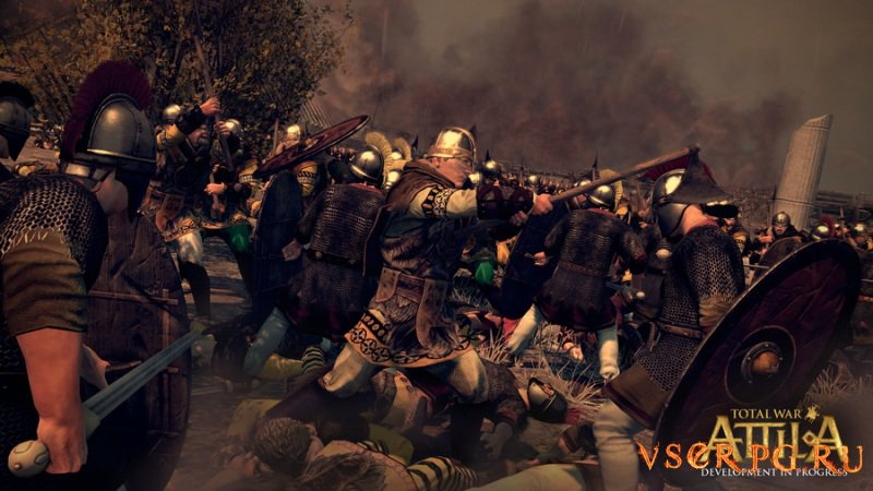 Total War Attila: The Last Roman Campaign screen 2