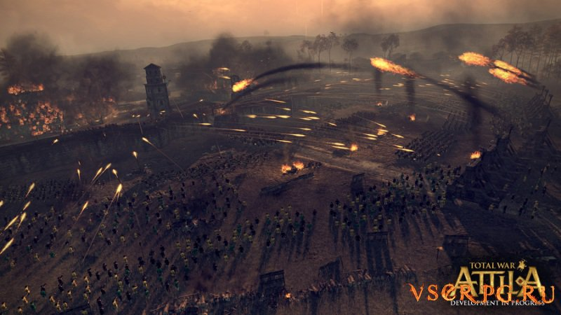Total War Attila: The Last Roman Campaign screen 1