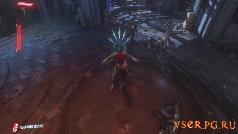 Batman Arkham Knight: Red Hood screen 2