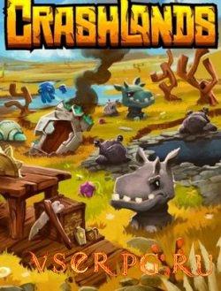 Постер игры Crashlands