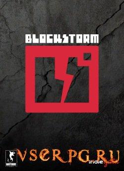 Постер игры Blockstorm