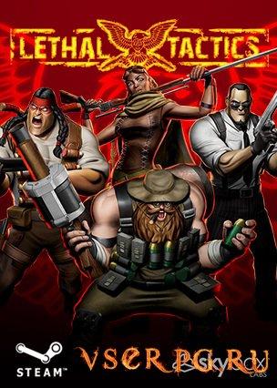 Постер игры TASTEE: Lethal Tactics