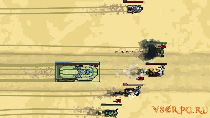 Convoy screen 3