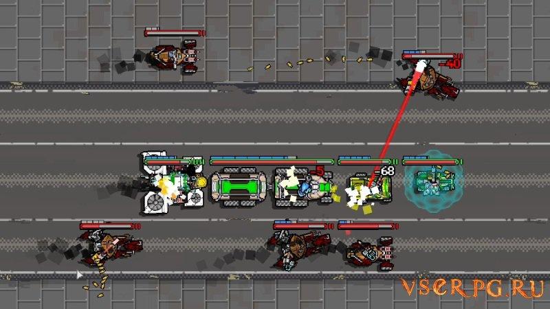 Convoy screen 2