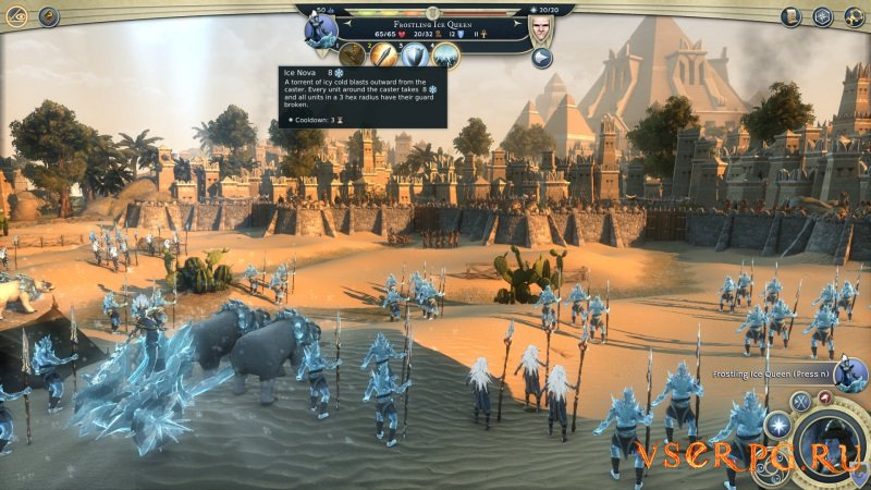 Age of Wonders 3: Eternal Lords screen 1
