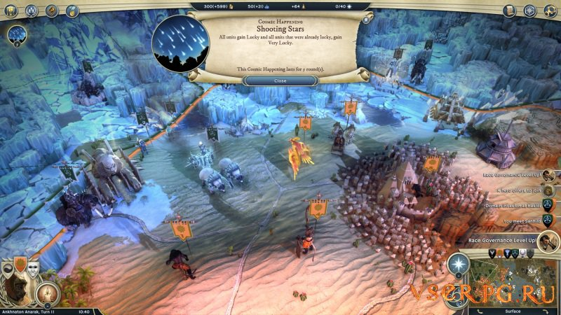 Age of Wonders 3: Eternal Lords screen 2