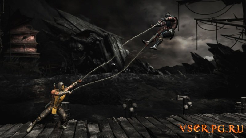 Mortal Kombat X Kombat Pack screen 2