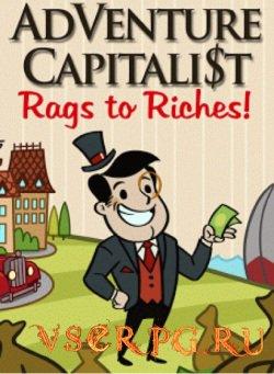 Постер игры AdVenture Capitalist