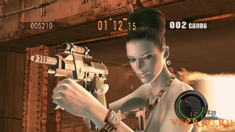 Resident Evil 5: Untold Stories screen 2