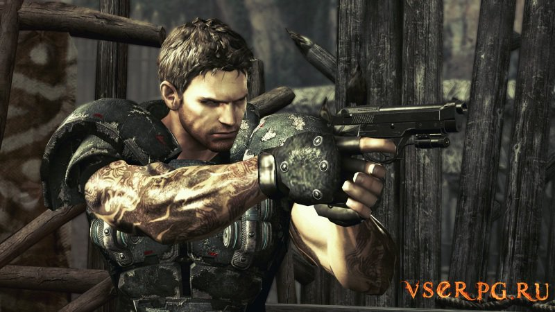 Resident Evil 5: Untold Stories screen 1
