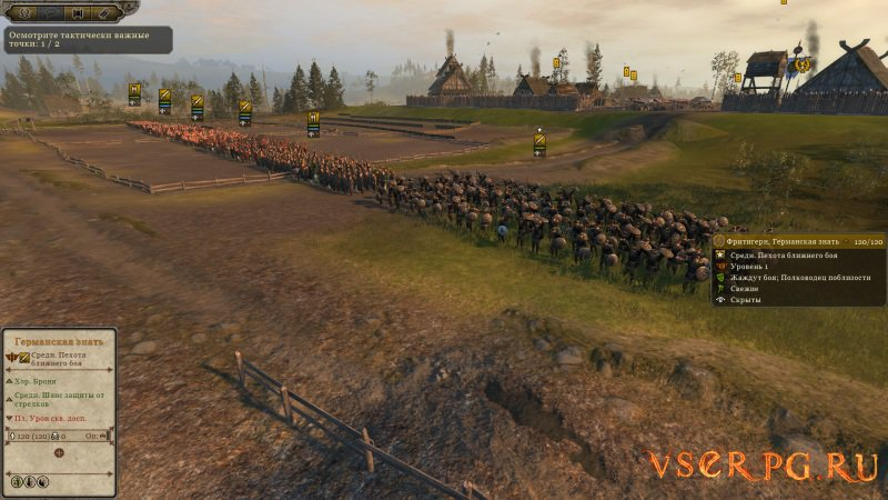 Total War Attila Celts Culture screen 3