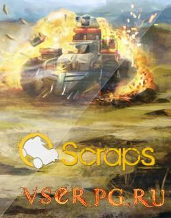 Постер игры Scraps