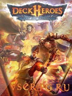 Постер игры Deck Heroes