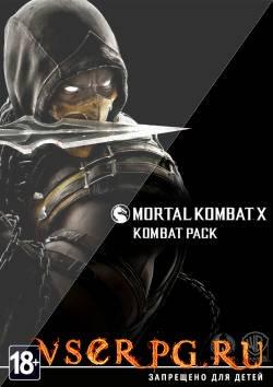 Постер игры Mortal Kombat X Kombat Pack