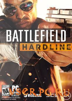 Постер игры Battlefield Hardline PC