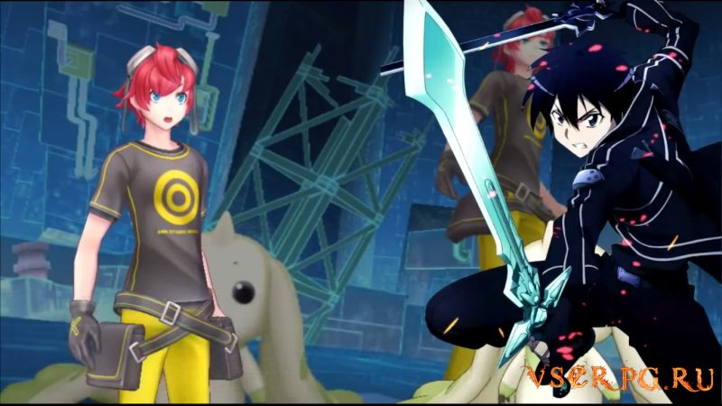 Digimon Story Cyber Sleuth screen 1