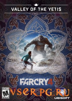 Постер игры Far Cry 4: Valley of the Yetis
