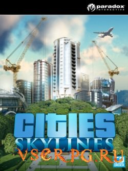 Постер игры Cities Skylines