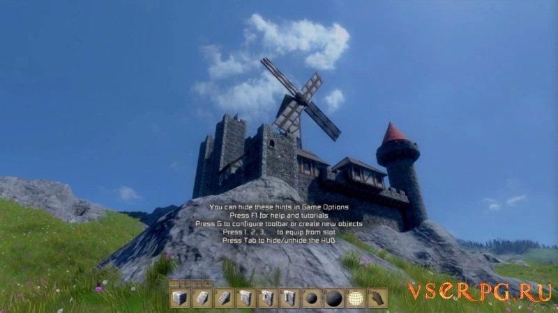 Medieval Engineers screen 1