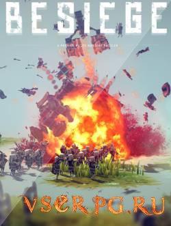 Постер игры Besiege