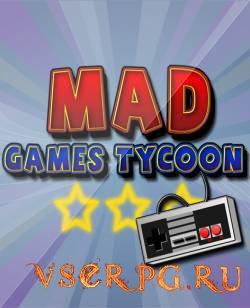 Постер игры Mad Games Tycoon