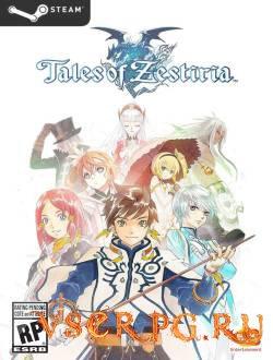 Постер игры Tales of Zestiria