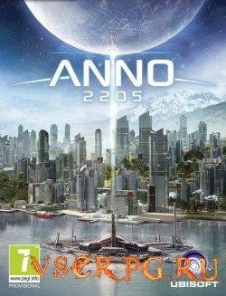 Постер игры Anno 2205