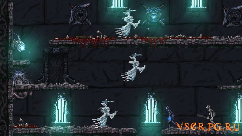 Slain screen 1