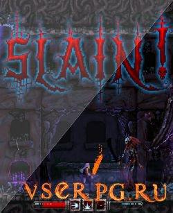 Постер игры Slain