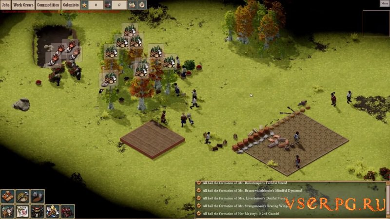 Clockwork Empires screen 3