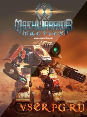 Постер игры MechWarrior Tactics