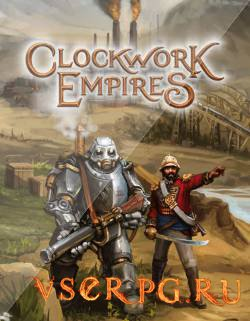 Постер игры Clockwork Empires