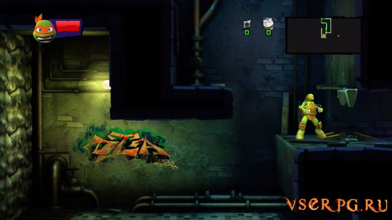 Teenage Mutant Ninja Turtles: Danger of the Ooze screen 3