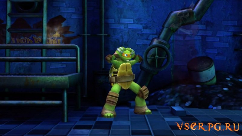 Teenage Mutant Ninja Turtles: Danger of the Ooze screen 2