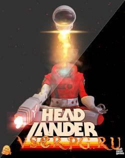 Постер игры Headlander