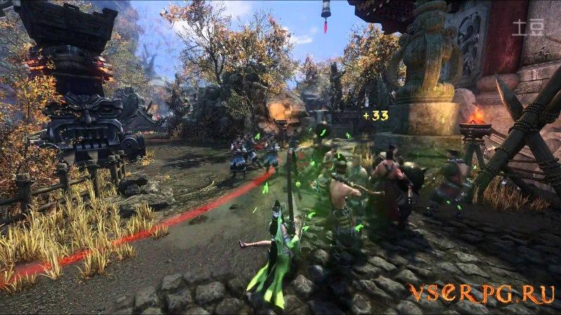 King of Wushu screen 3