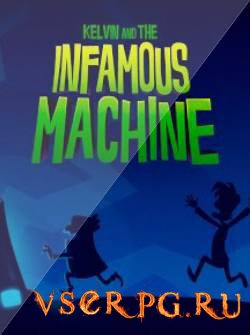 Постер игры Kelvin and the Infamous Machine
