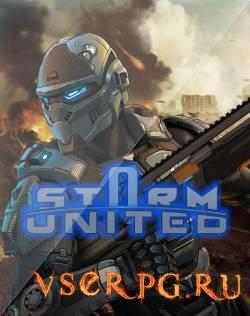 Постер игры Storm United